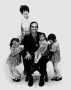 Brian Piccolo and family