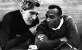Jesse Owens and Luz Long