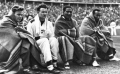Jesse Owens and fellow Olympians
